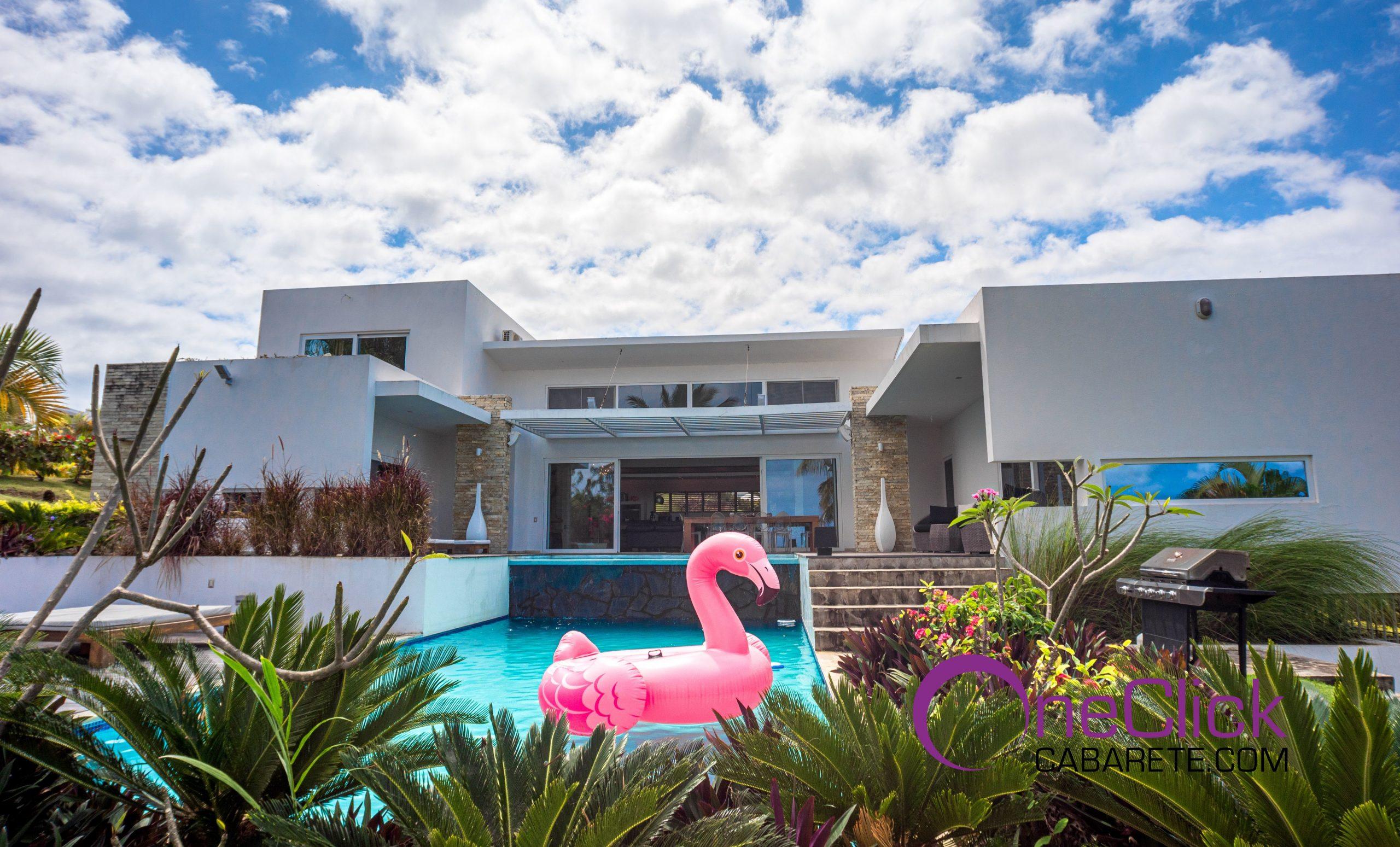 Amazing Ocean View 5-Bedroom Villa