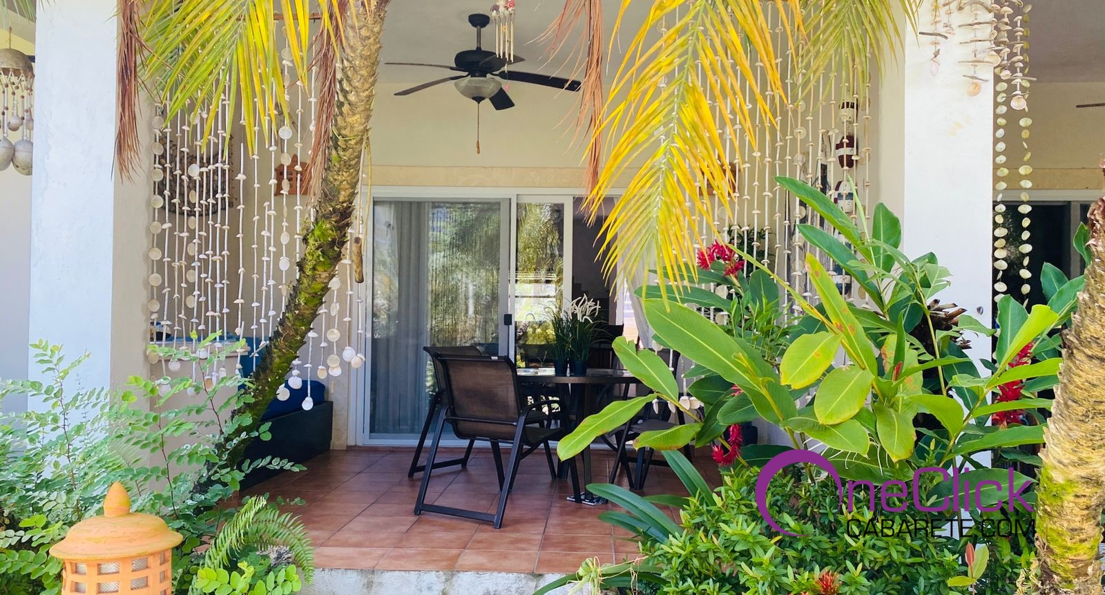 Sunny 2-Bedroom Apartment for Sale in Cabarete Center For Sale