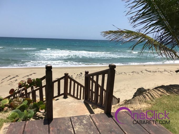 Long Term 2 BR Ocean-View Apartment in Cabarete For Rent