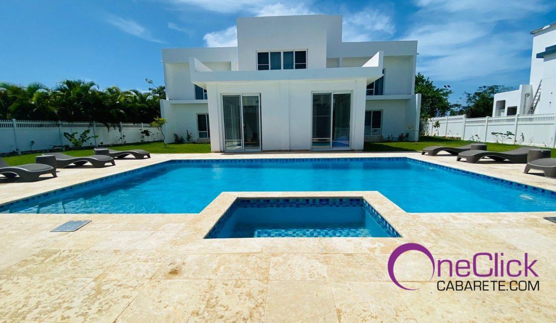 2 turnkey villa