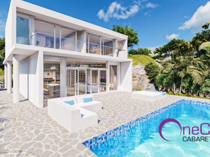 Pre-Constructed Modern 2-bedroom Villa in Sosúa For Sale