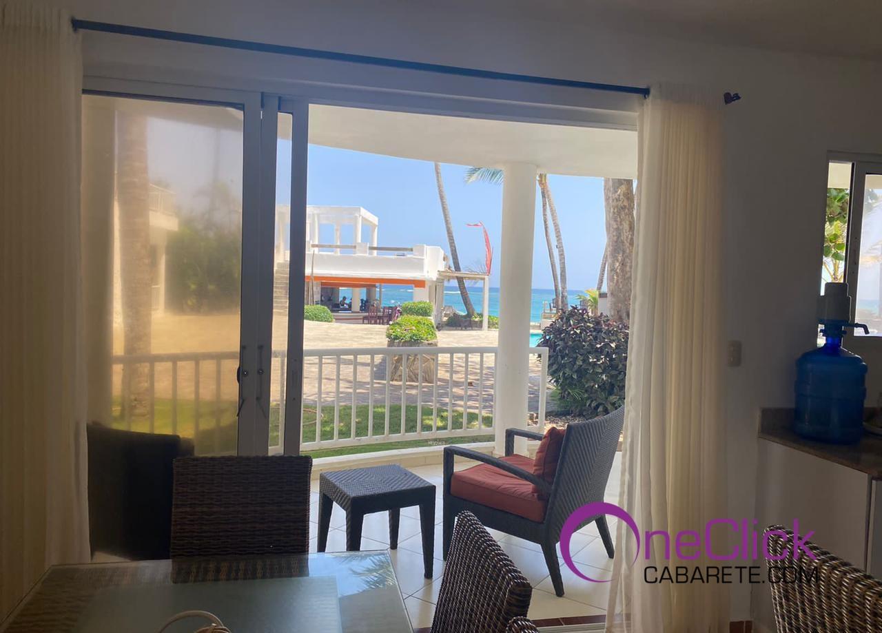Ocean View 2-bedroom Apartment in Kite-Beach Cabarete For Sale